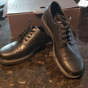 Rockport lace up dress shoe